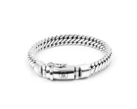 Van Mispelaar zilveren armband LOMBOK S