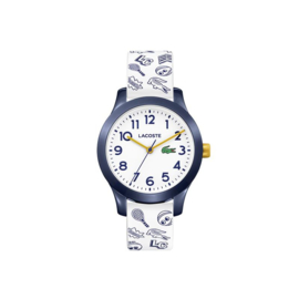 LACOSTE Kids Blue-White