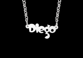 KINDER NAAMKETTING NAMES4EVER DIEGO