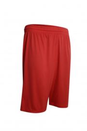 Basketball short magic red