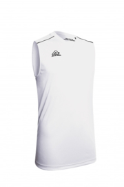 Basketball singlet magic white