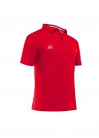 Atlantis shirt polo red