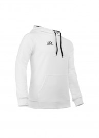 Hooded sweater Easy white