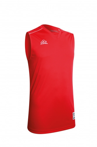 Basketball singlet magic red