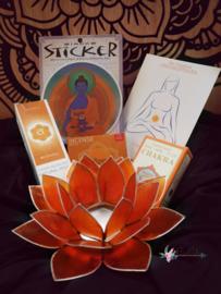 Chakra Alignment Box 2e chakra Svadisthana | sacraal chakra