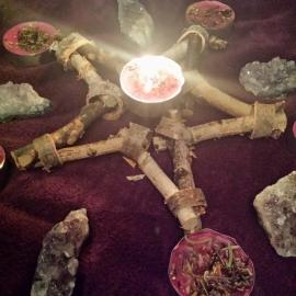 House cleansing Candle | Huisreigingskaars