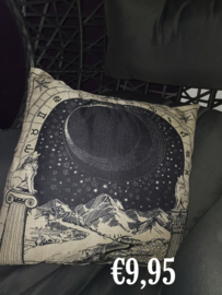 Kussen tarot Moon