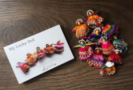 My Lucky Doll | Zuid Amerikaans Gelukspoppetje