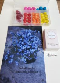Chill Pills Box -S- Juf / Meester