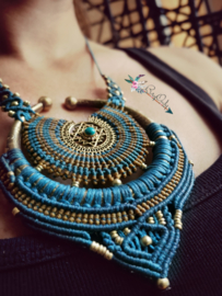 Turquoise Aureole