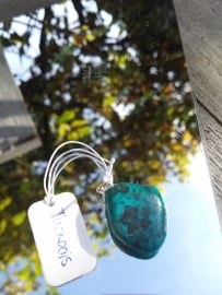 Turquoise hanger