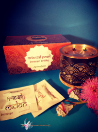 Box met 20 Aromafume Incense Blokjes Oriental Pearl