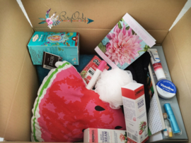 BryOnly's Chemo cadeau Box DeLuxe