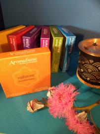 Aromafume Chakra 9 Wierookblokjes | Swadhistana | sacral chakra