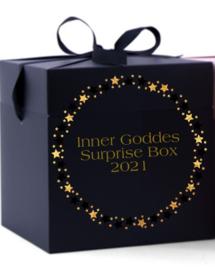 BryOnly's Inner Goddess Surprise Box 2021  adventskalender