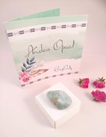 Andes Opaal  met Interactief boekje over Pachamama