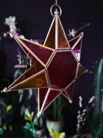 Oosterse 1001 Nacht hangende Ster Lantaarn