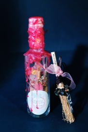 Wish Bottle Boundary met kaarsvet