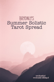 Summer Solistic Tarot Spread