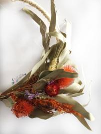 Botanic FlowerHoop Coral