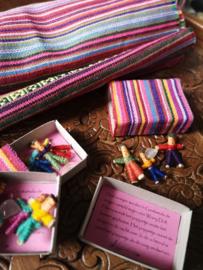 Worry Dolls uit Guatamala