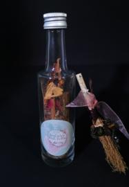 Creëer en verzegel jouw persoonlijke Wish Bottle