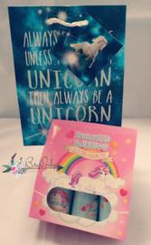 Unicorn bag met Enchanted Rainbows etherische oliën