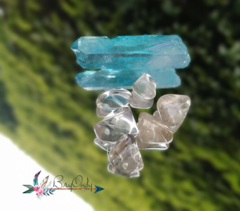 You Rock | Manifest | citrien & Aqua Aura | S