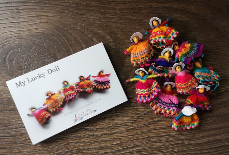 My Lucky Doll   Zuid Amerikaans Gelukspoppetje