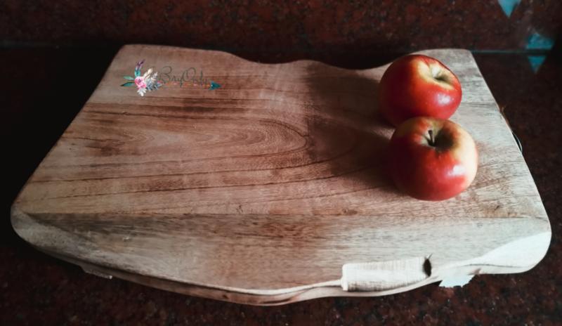 Mango houten snij | serveerplank