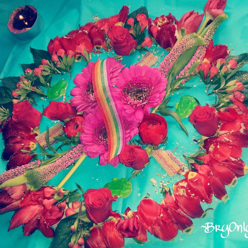 Workshop Full Strawberry moon Flower Ritual 27 juni