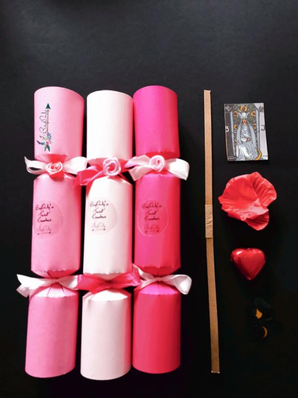 Valentine's Tarot Cracker