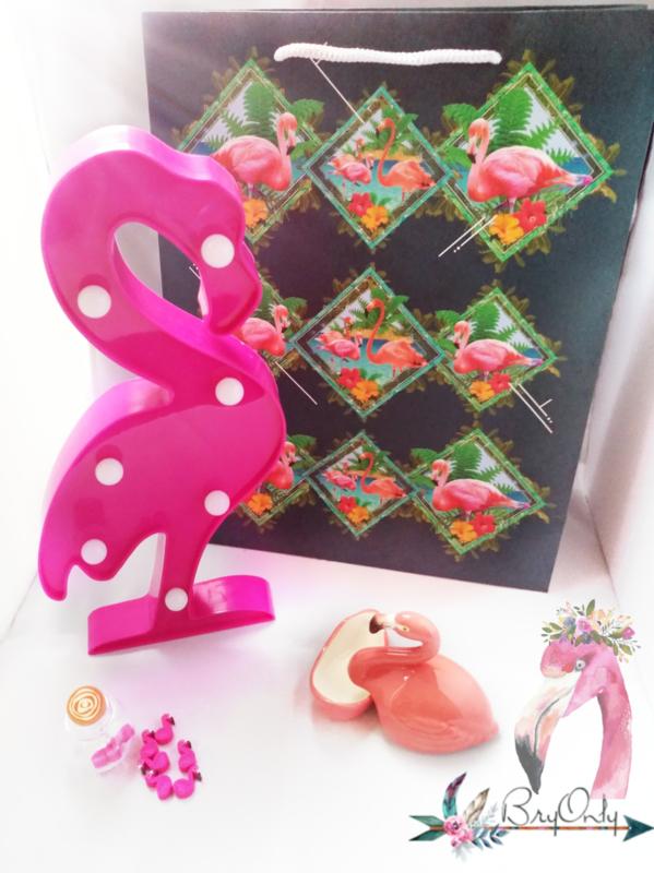 Grab a Bag Flamingo deluxe