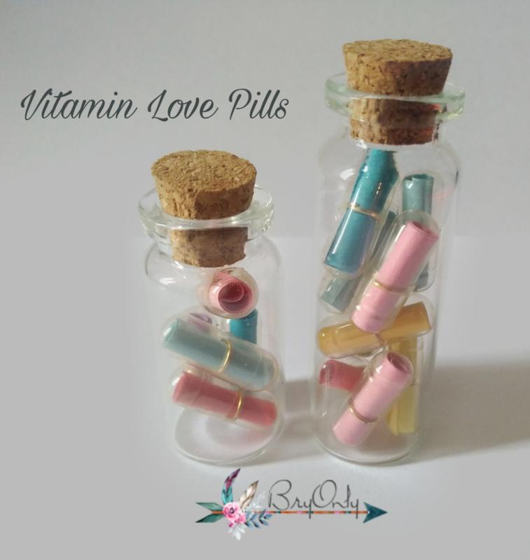 Vitamin Love Pills Large bottle