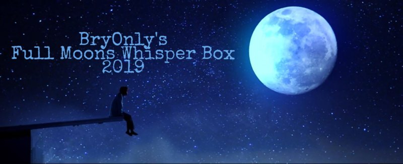 Full Moons Whisper Box 2019 Fancy -losse box-