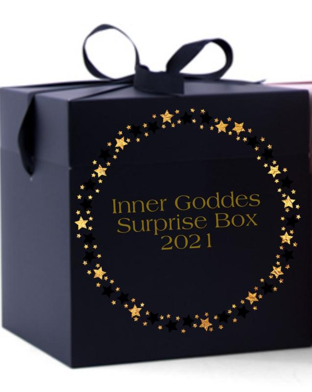 BryOnly's Inner Goddess Surprise Box 2021| adventskalender