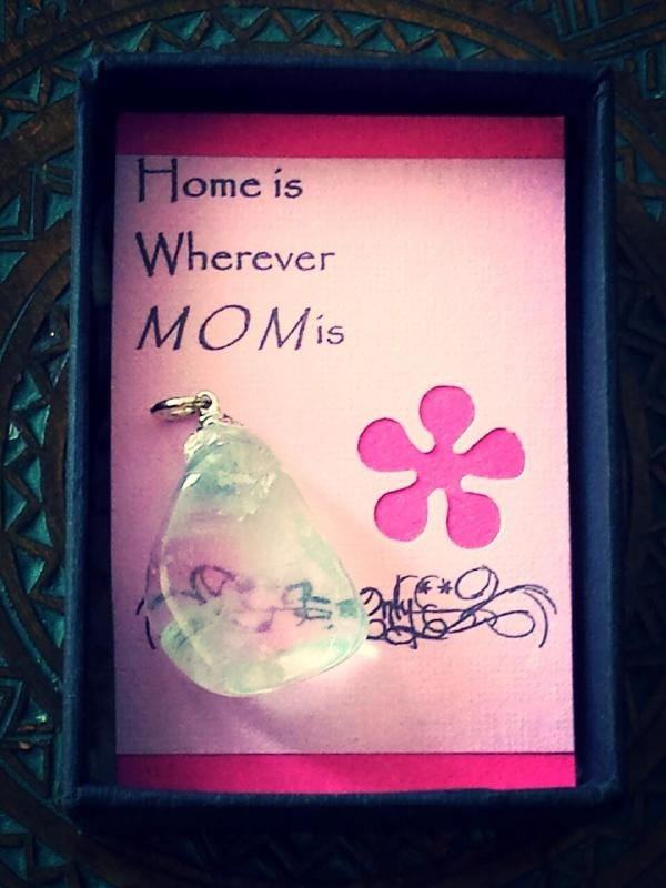 Home is wherever MOM is | Fluoriet