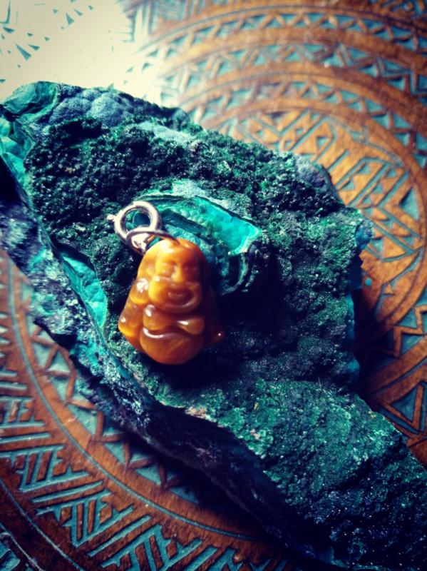 Boeddha bedel Tijgeroog small