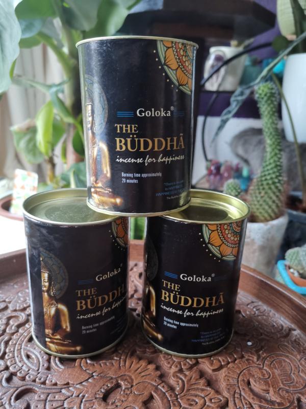 GOLOKA The Buddha Backflow Wierook Kegels