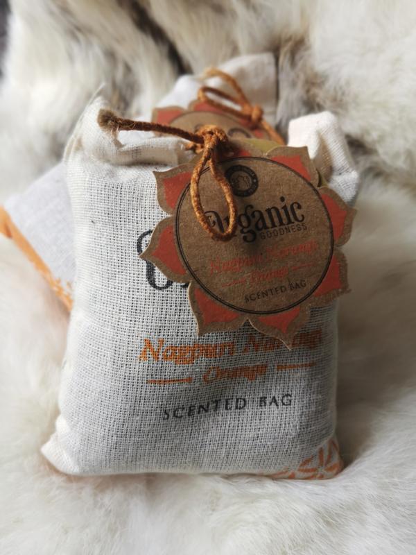 Organic Goodness |  geurzakje Nagpuri Narangi