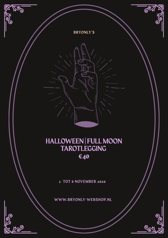 Halloween | Full Moon  2020 Tarotlegging