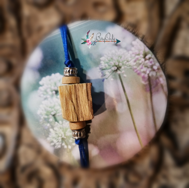 Make a Wish Palo Santo Bracelet