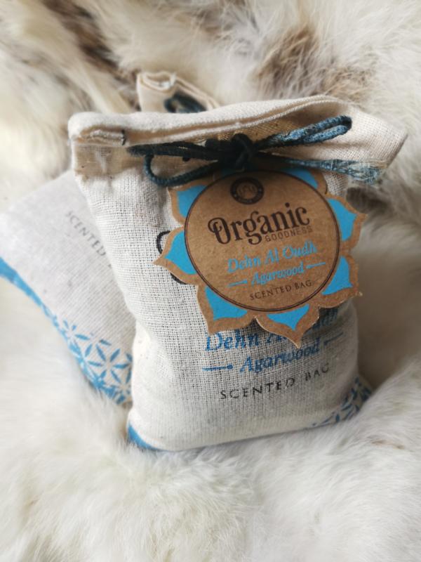 Organic Goodness    geurzakje Dehn Al Oudh