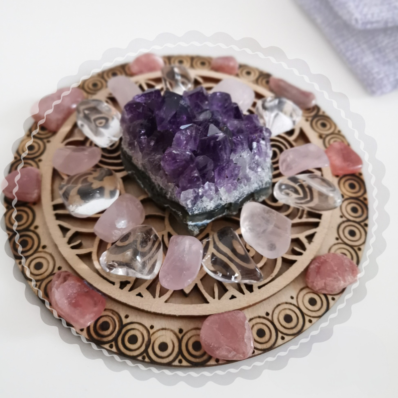 BryOnly's Crystal Grid