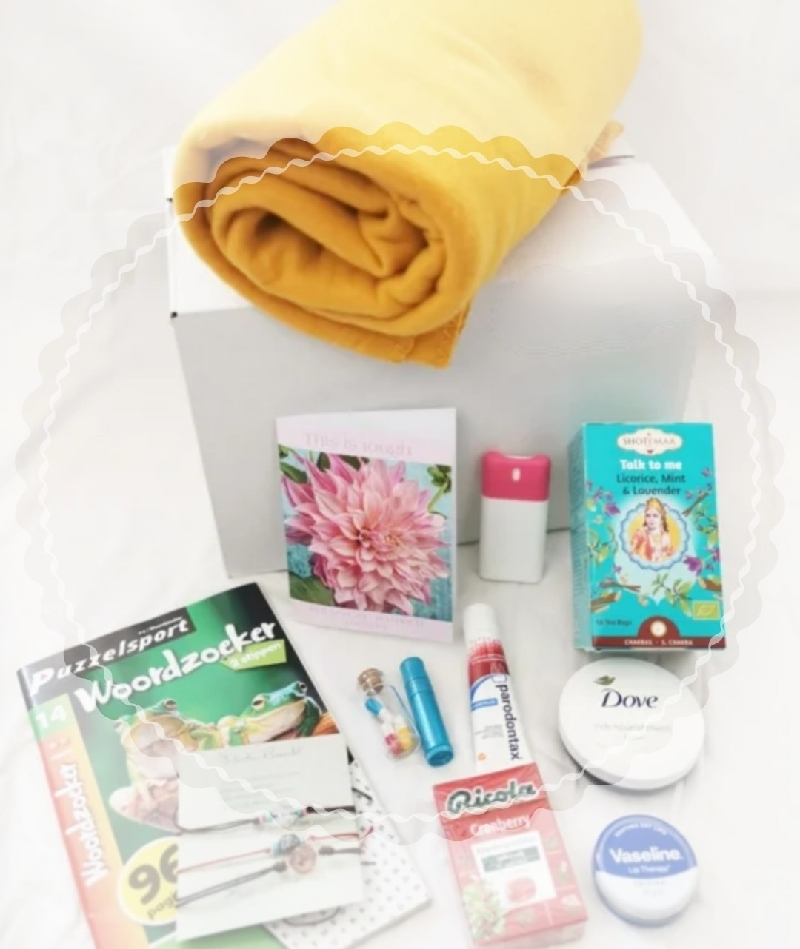 BryOnly's Chemo Cadeau Box