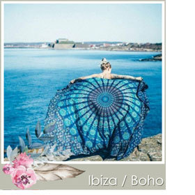 Ibiza en Boho roundies BryOnly