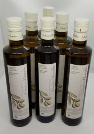 Olijfolie Manolakis Super Extra Vierge NU 6 x 500 ml Consumentenbond getest.