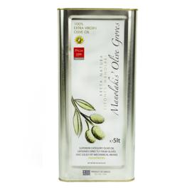 Olijfolie Super Extra Vierge 5 liter