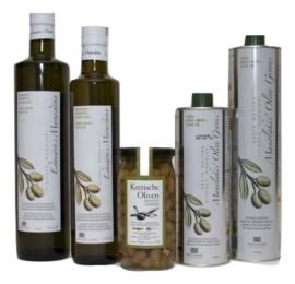 Olijven in glas 365 gram
