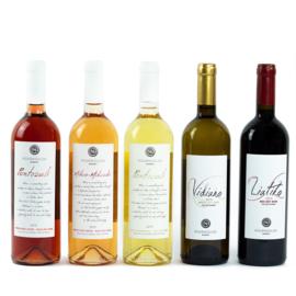 Combinatie wijnpakket